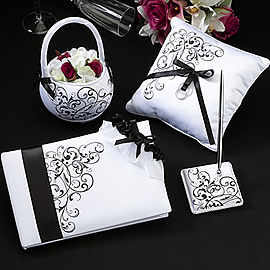 Black & White Weddings