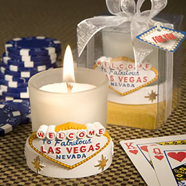 Las Vegas Themed Weddings